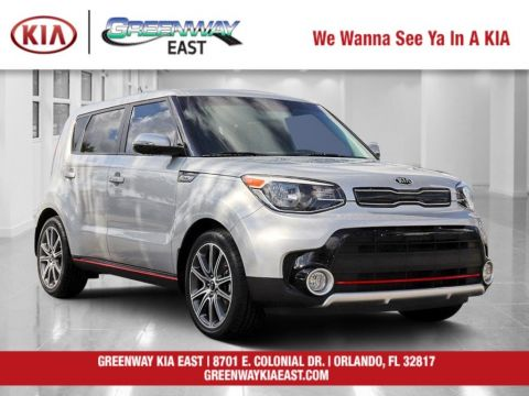 Certified Pre-Owned 2017 Kia Soul Exclaim